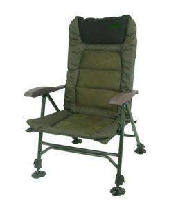 Carp Academy LUXXURY szék 140Kg+