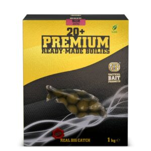 SBS 20+ Premium Ready-Made Boilies