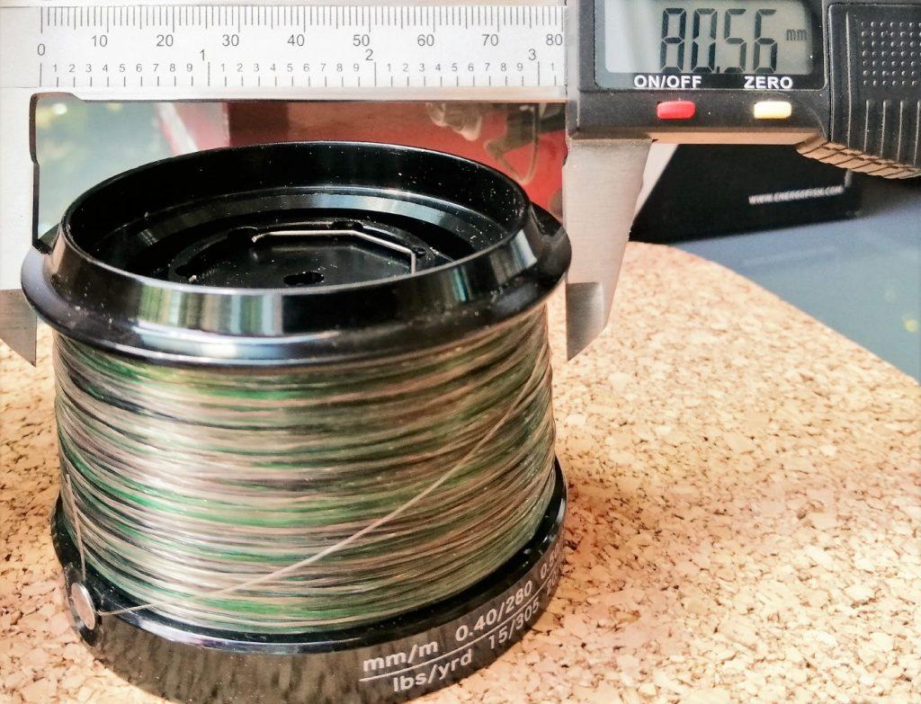 Tekintélyt parancsoló a 80 millimétert meghaladó dobátmérő.