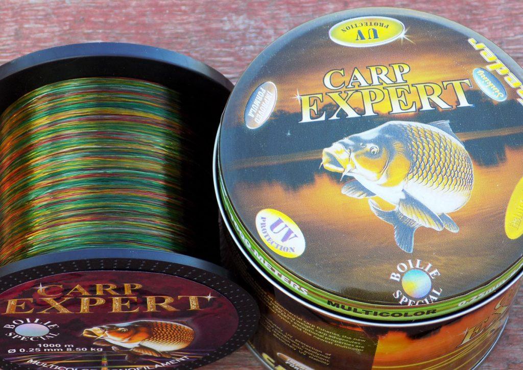 Carp Expert pontyozó horgász zsinórjai