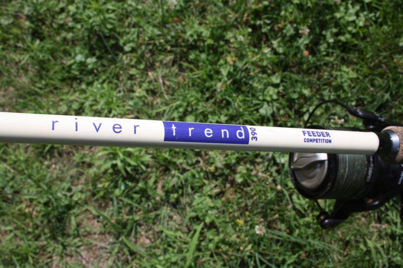 Horgászat márnára folyóvízen-Horgász cikk
