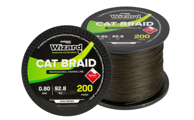 Wizard cat braid 0,60mm 200m 63,2kg